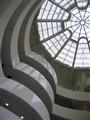 Inside Guggenheim Museum NYC