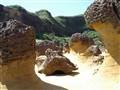 Yehliu Rocks, Taiwan