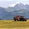 Hay Harvest on Seiser Alm