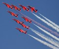 Red Arrows - Royal Air Force's Aerobatic Team