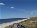 to the beach, Sylt, Germany