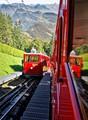 Mt. Pilatus Cog Train
