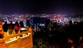 Panoramic View of Hong Kong