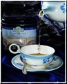 Tea in blue - tea for you ...
