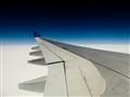 Airbus over the Atlantic