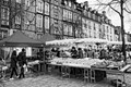 Lices Market Place - Rennes - France