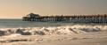 quiet pier
