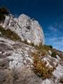 Gréolière cliff