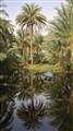 Palm mirror