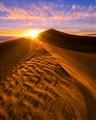 Starburst Sand Dune