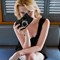 Sylvia Madej with Leica M5