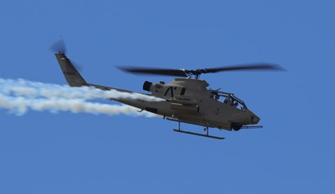 Cobra Helicopter
