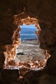 Window over the Dead Sea