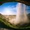 Waterfall Eye