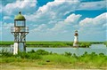 Sulina Old Lighthouses