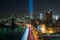 FDR Drive and Tribute in Light