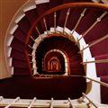 Stairs in Paris