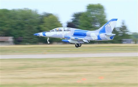L-39 Landing