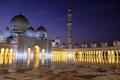 Abu Dhabi Mosquee
