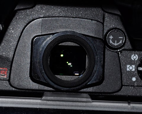 D300 / D7100 Round Eyepiece