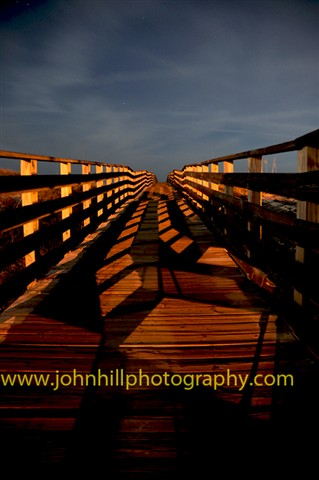 Perdido Key Boardwalk-Vertical