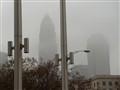Fog in Charlotte