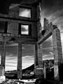 Rhyolite Ruins in California