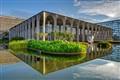 Palacio Itamaraty, Brasilia, Oscar Niemeyer, 1970