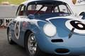 Pristine 356 at the historic races.