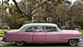 A Pink Cadillac in San-Diego