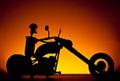Sunrise Rider