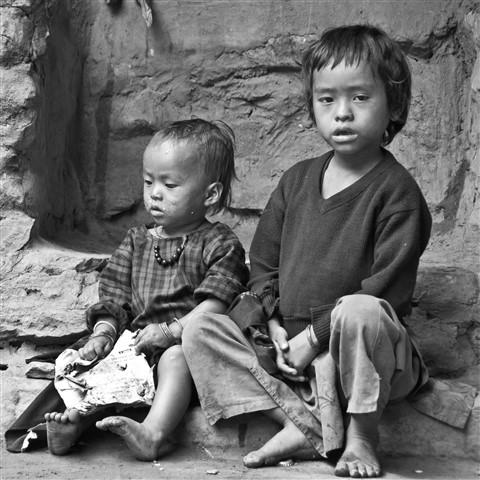 Sad Childhood, Nepal