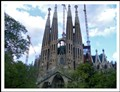 Sagrada Familia in Barcelona - Spain