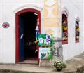Corner in Paraty
