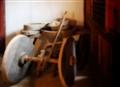 Grinding cart, China