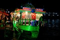 Istanbul Evening 3/3 - Fancy Fish Sandwich Boat