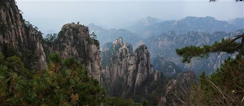 Huang Shan, Anhui province China