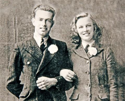 Jo's Mum & Dad