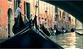 Gondola in line