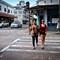 Crossing Hotel Street