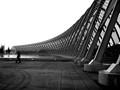 Athens, Greece.  Calatrava's  Parabolics