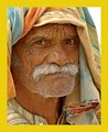 Wizened Indian Man
