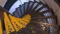 Presque Isle Lighthouse Stairway