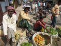 vegetable vendors in Purnia, Bihar