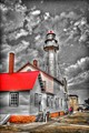 White Fish Lighthouse