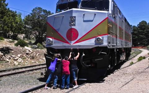 Train pushers