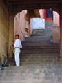 The Practice, Stairs in Varanasi