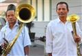 Indonesian Batavia Street Musician