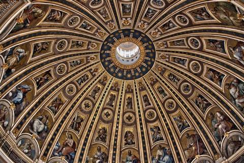Vatican St. Peters Basilica