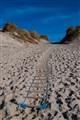 Danish dune passage